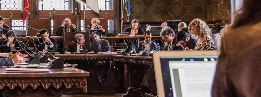 gabriele giacomini furio honsell consiglio comunale