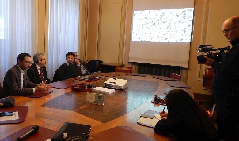 Open data Giacomini Gabriele Udine