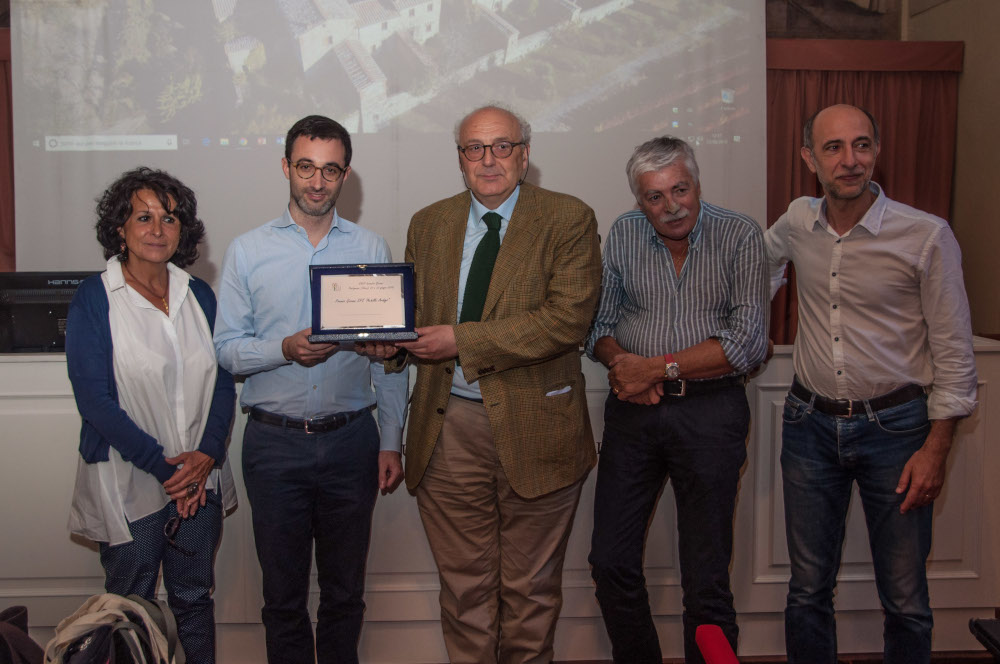 "Premio 2018 giovani SPe ""Achille Ardigò"" Gabriele Giacomini"