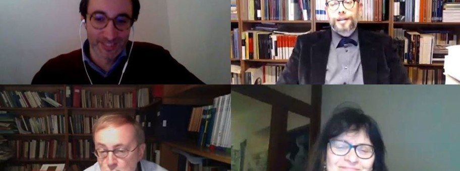 Gabriele Giacomini Luca Taddio Mauro Barbeis Nadia Urbinati Populismo Democrazia digitale
